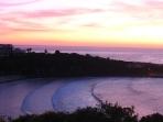 Freshwater Beach at dawn